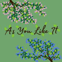 As You Like It in Los Angeles Logo