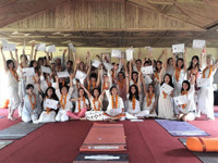 200 Hours Yoga Teacher Training Course in Rishikesh India in Off-Off-Broadway