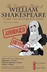 THE COMPLETE WORKS OF WILLIAM SHAKESPEARE (abridged) [revised] in Seattle