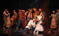 Snow White and The 7 Dwarfs in Broadway