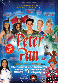 Peter Pan in UK / West End