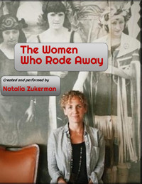 Natalia Zukerman - The Women Who Rode Away in Pittsburgh