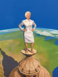 Ann in Broadway