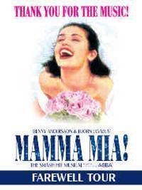 Mamma Mia! in Broadway