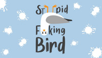 Stupid Fing Bird in Austin