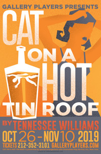 Cat on a Hot Tin Roof in Off-Off-Broadway