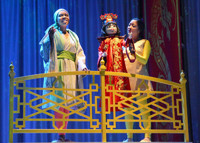 The Tale of Turandot in Los Angeles