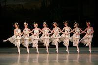 """Le Reveil de Flore  """"Paquita"""" Grand pas in Russia"""