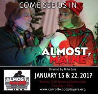 Almost, Maine Staged Reading in Tampa