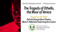 NDSF 2018: Othello in South Bend