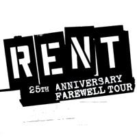 Rent - 25th Anniversary Farewell Tour in Dallas