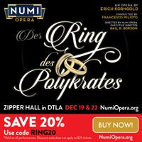 Numi Opera's DER RING DES POLYKRATES in Los Angeles