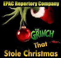 The Grinch that  Stole Christmas in Central New York