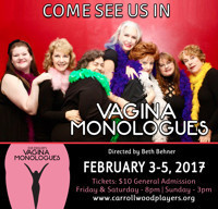 The Vagina Monologues Staged Reading in Tampa
