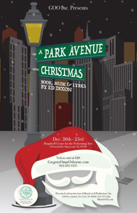 A PARK AVENUE CHRISTMAS in Broadway