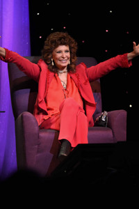 an Intimate Evening with Sophia Loren in San Diego