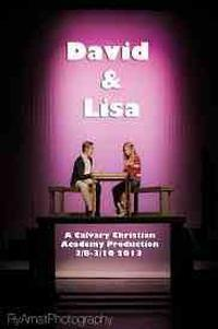 David and Lisa in Broadway