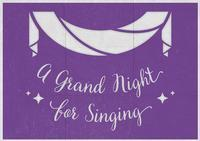 A Grand Night for Singing in Other New York Stages