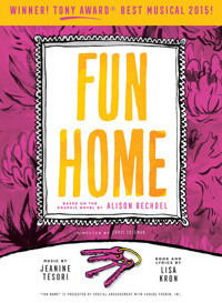 Fun Home in Broadway