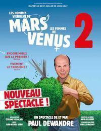 Les hommes viennent de Mars, Les femmes de V��nus 2 in Belgium