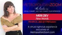 MERI ZIEV ~ New Words in Long Island