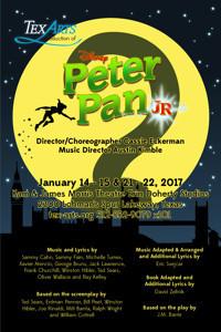 Peter Pan in Austin
