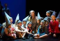 The Children's chorus sings Astrid Lindgren in Norway