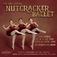 23rd Annual Nutcracker Ballet in Montana