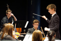 New York Youth Symphony Composition Date 2020 in Brooklyn
