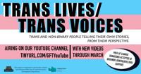 Trans Lives/Trans Voices in Austin
