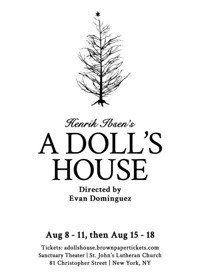 A Doll's House in Off-Off-Broadway
