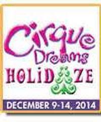 Cirque Dreams Holidaze in Delaware