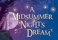A Midsummer Night's Dream in Sacramento