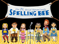 The 25th Annual Putnam County Spelling Bee in San Francisco