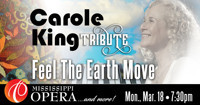Feel The Earth Move: A Carole King Tribute in Jackson, MS