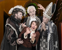 Gilbert & Sullivan's Ruddygore in San Francisco