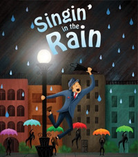 Singin' In The Rain in Central Pennsylvania