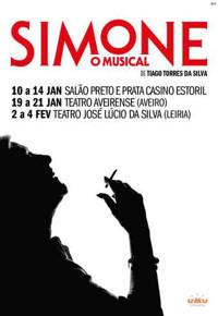 SIMONE O MUSICAL in Portugal