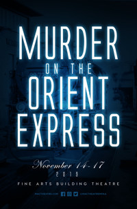 Murder On The Orient Express in Broadway
