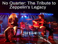 NO QUARTER THE TRIBUTE TO ZEPPELIN'S LEGACY in New Jersey