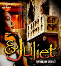 & Juliet, A World Premiere by Robert Caisley at NJ Rep in New Jersey