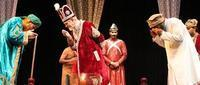 Pierrot's Troupe Presents Lal Quile Ka Aakhri Mushaera in India