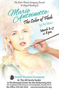 Marie Antoinette - The Color of Flesh in Fort Lauderdale