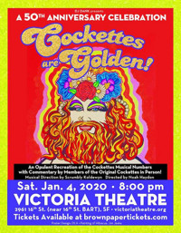 COCKETTES ARE GOLDEN! in San Francisco