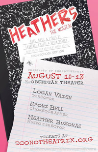 Heathers The Musical (High School Edition) in Broadway