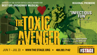 THE TOXIC AVENGER Musical in San Francisco
