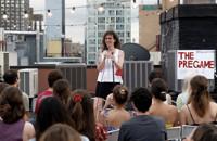 The Pregame Comedy in Off-Off-Broadway