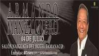 Concert Armando Manzanero in Venezuela