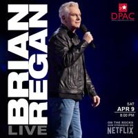 Brian Regan in Raleigh