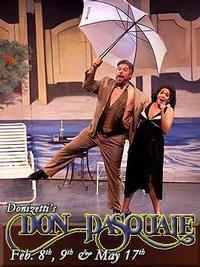 Don Pasquale in Broadway